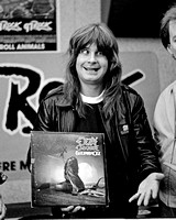 Ozzy Osbourne Blizzard of Oz Promo