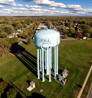 North Tonawanda Water Tower